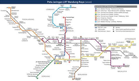 ini peta rute lrt palembang lrt a k a light rail transit a k a kereta ringan coretan