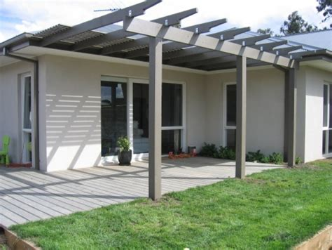 Carport Plans Attached To House by Pergolas