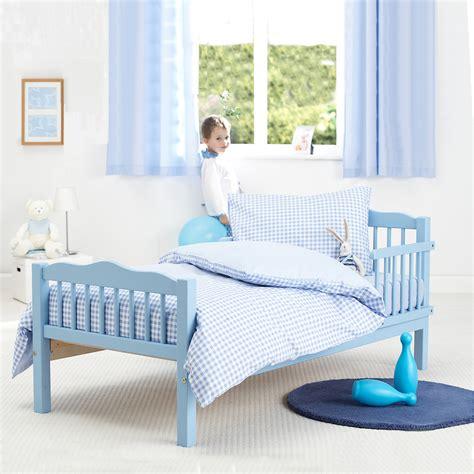 blue gingham comforter new baroo blue gingham childs toddler bedding set duvet