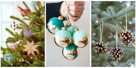 homemade diy christmas ornament craft ideas