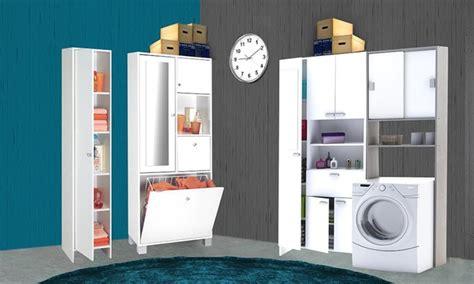 armadietti bagno economici mobili per bagno a colonna groupon goods
