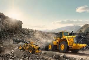 Volvo Excavator Wallpaper Construction Equipment Wallpaper Wallpapersafari