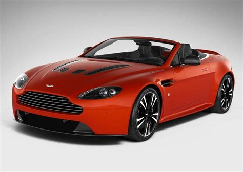 Aston Martin Roadster by Aston Martin V12 Vantage Roadster