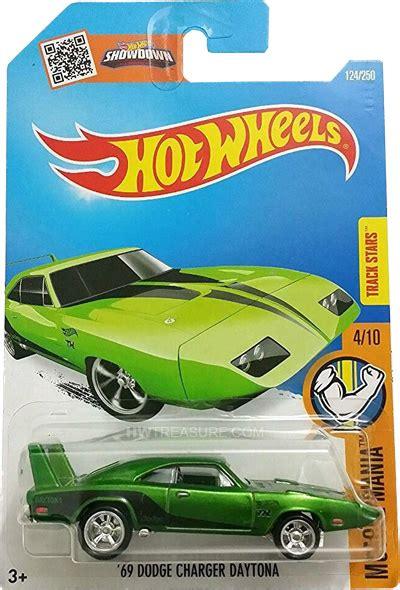 Wheels Hotwheels Dodge Charger Drift Blue 69 Dodge Charger Daytona Wheels 2016 Treasure