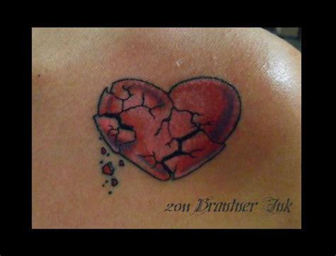 tattoo broken love 46 best tattoo ideas images on pinterest broken heart