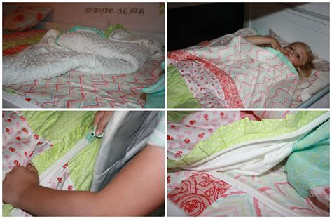 zipper bed beddys zipper bedding making your bed was never easier