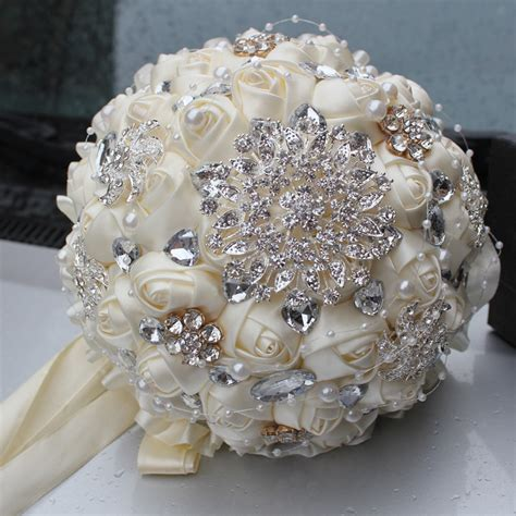 Where To Get Wedding Bouquet by Get Cheap Wedding Bouquets Aliexpress