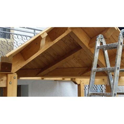 tettoia legno lamellare nuova tettoia in legno lamellare