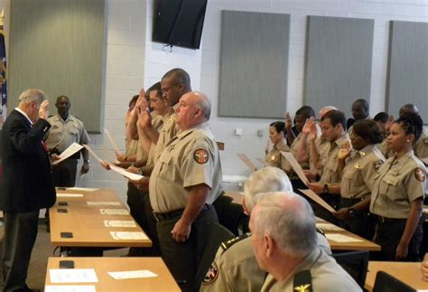 Chatham County Court Records New Deputies Graduate Officer At Chatham County Sheriff S Office