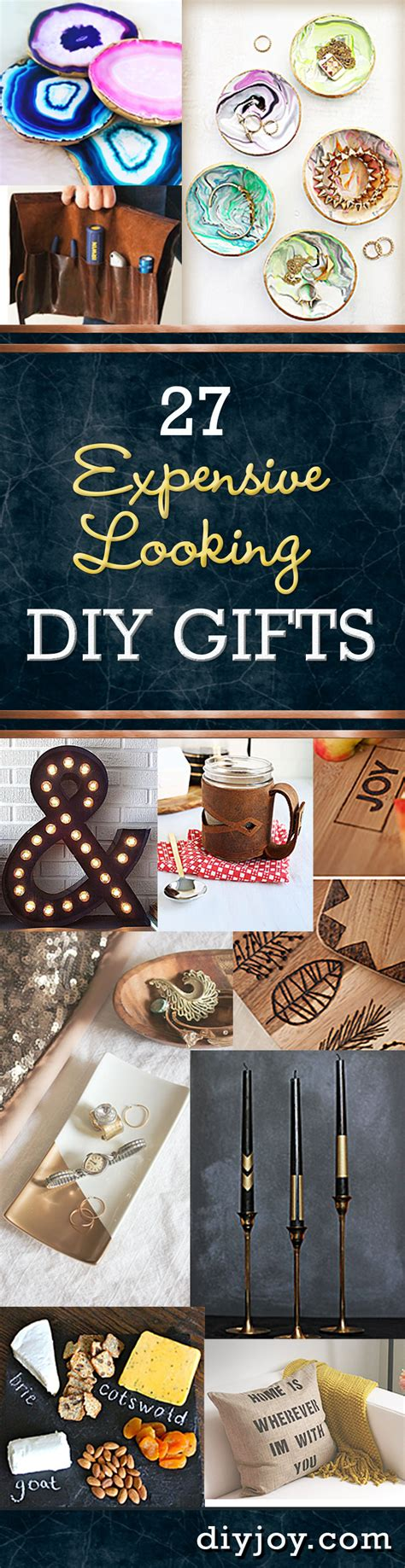 diy projects gifts 27 expensive looking inexpensive diy gifts