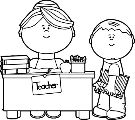 printable coloring pages for teachers teacher coloring pages best coloring pages for kids