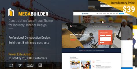 themeforest industrial theme construction wordpress theme for industrial architecture