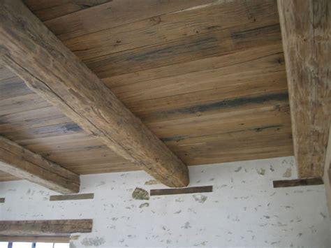 Plafond Flottant by Plancher En Bois Massif Le Bois Chez Vous