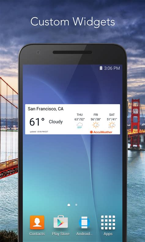 accuweather for android accuweather platinum for android