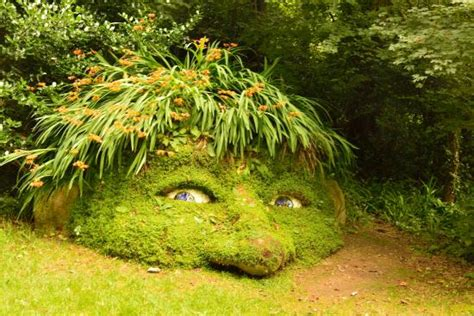 The Lost Garden by The Giants The Lost Garden Of Heligan Picture Of