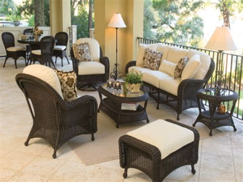 porch furniture sets wicker patio furniture sets