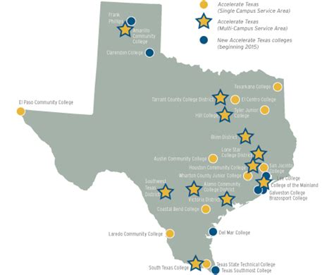 texas colleges and universities map map of texas colleges cakeandbloom