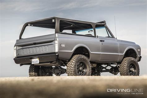 Trafis Top chevy k5 blazer custom fit for everyone from rockstars to