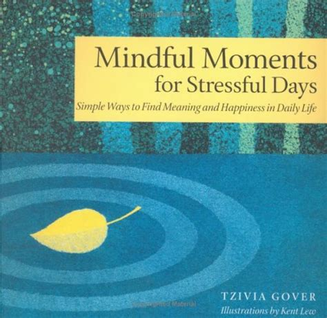 a daily dose of mindful moments applying the science of mindfulness and happiness books mindful moments for stressful days simple ways to find