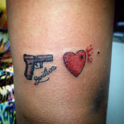 handgun tattoo designs 31 gun designs ideas design trends