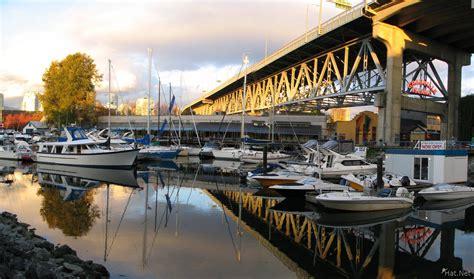 sailboats vancouver sailboats under granville bridge bridges of vancouver