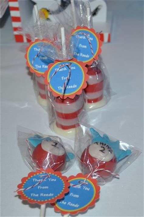 Dr Seuss Baby Shower Favors by Dr Seuss Baby Shower Ideas Photo 11 Of 24 Catch