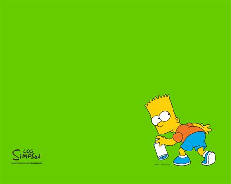 imagenes wallpaper los simpson bart simpson wallpapers group 71