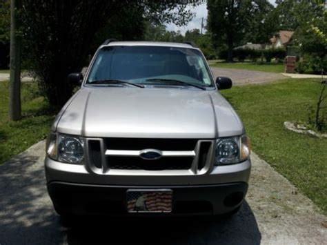 buy ford explorer sport trac buy used 2005 ford explorer sport trac xlt sport utility 4