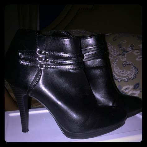 70 jcpenney shoes by jc black booties