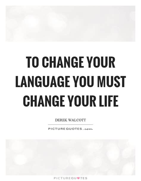 to change your language you must change your