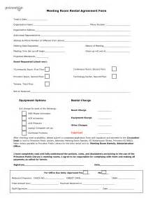 Rental Room Agreement Template Room Rental Agreement Templates Agreement Sample Templates