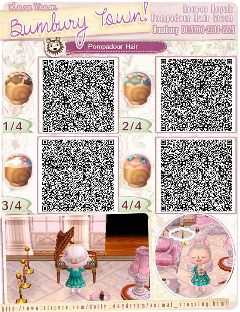 animal crossing new leaf qr codes hair animal crossing on pinterest qr codes animal crossing