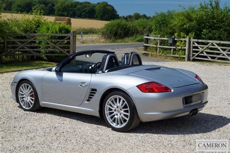 porsche boxster rs 60 spyder used 2008 porsche boxster rs 60 spyder for sale in