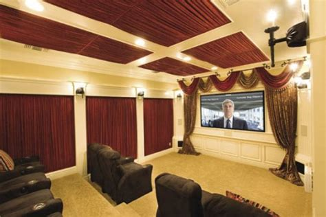 home theater design basics ideas para una sala de cine en casa