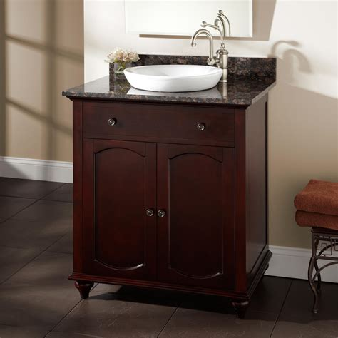 granite countertop vanity signaturehardware com
