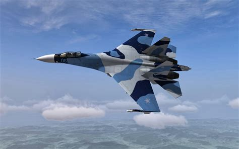gambar pesawat tempur su 27 flanker fighter jet picture and photos