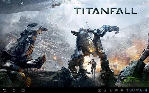 wallpaper live game nvidia releases titanfall live wallpaper