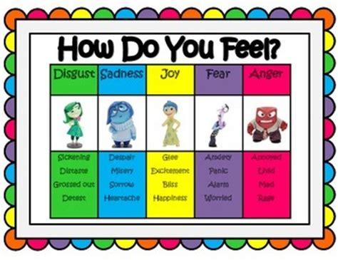 how do you a to outside inside out how do you feel by teachers pay teachers