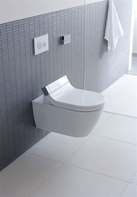 Gallery of duravit starck 3 compact wall mounted toilet