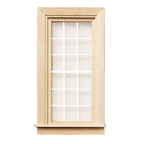 doll house window classic value window dollhouse windows superior dollhouse miniatures