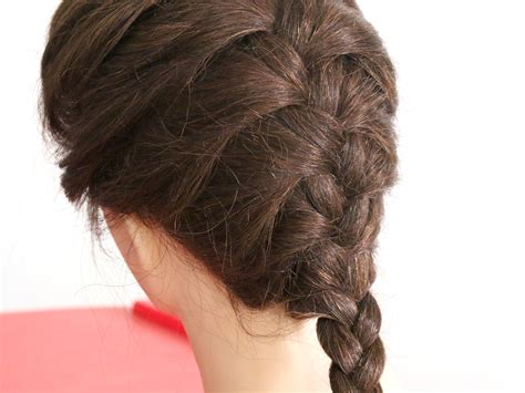 howtododoughnut plait in hair howtododoughnut plait in hair tresse coll 233 e chignon