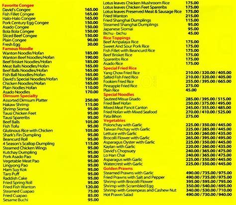 tea house menu tea house menu 28 images the tea house restaurant menus david s tea house menu