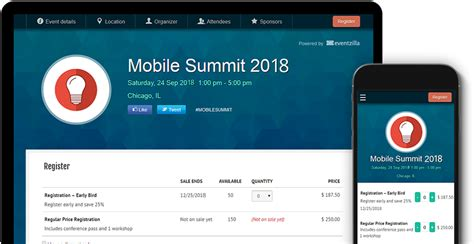 how to get your registered as a service event registration and management software eventzilla