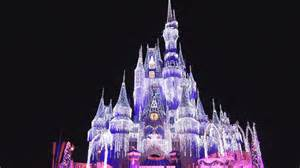 disney world castle lights cinderella castle lighting lights