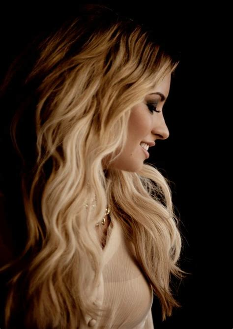 gorgeous long blonde hair demi lovato image 1313967 by nastty on favim com