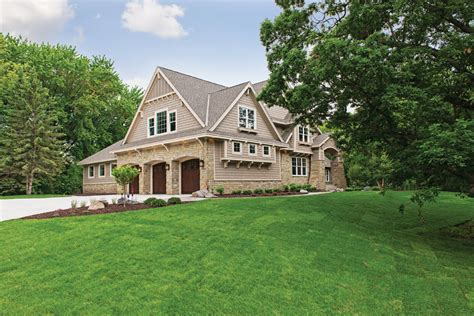 expansive edina craftsman by donnay homes