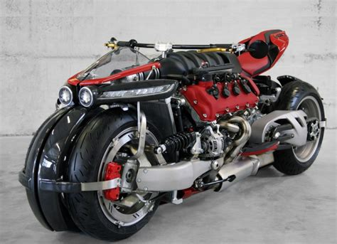 maserati motorcycle lazareth lm 847 this motorcycle runs on a 470 hp maserati