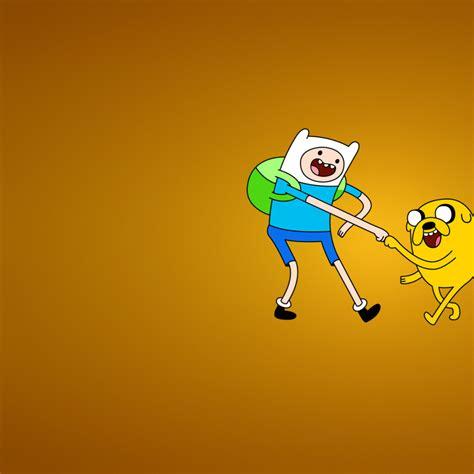 Adventure Time Hardcaseiphonecasesemua Hp Adventure Time With Finn Jake Papel De Parede Para