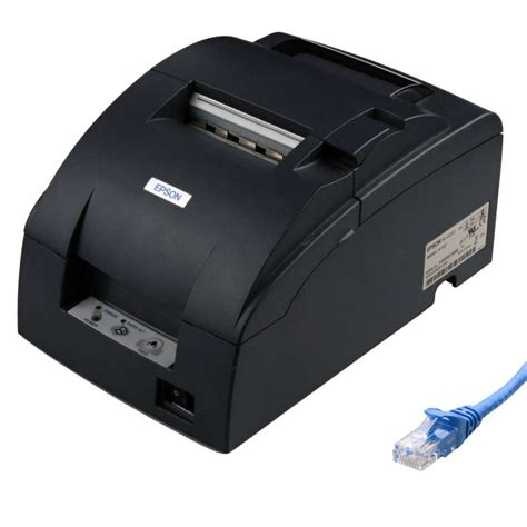 Lan Card Epson Tmu 220 Port Lan Printer Thermaltm 88tm220 kounta receipt printers register warehouse