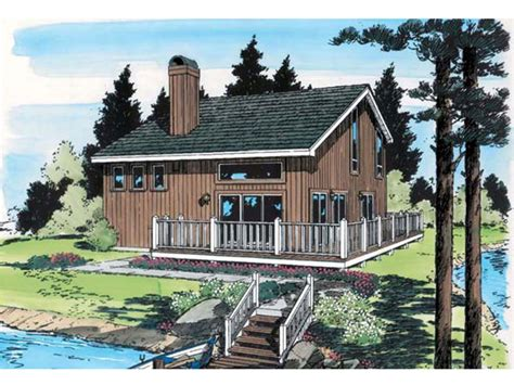 vacation cabin plans idyllwild vacation cabin home plan 038d 0751 house plans
